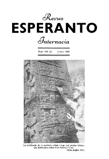 Esperanto : revuo internacia : oficiala organo de Universala Esperanto Asocio. Jaro 45, n. 559 (1952)