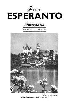 Esperanto : revuo internacia : oficiala organo de Universala Esperanto Asocio. Jaro 46, n. 568 (1953)