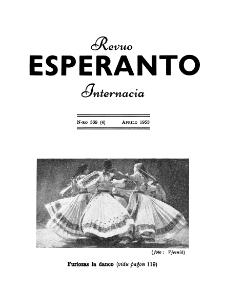Esperanto : revuo internacia : oficiala organo de Universala Esperanto Asocio. Jaro 46, n. 569 (1953)