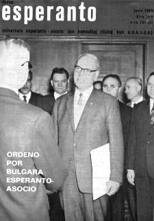 Esperanto : revuo internacia : oficiala organo de Universala Esperanto Asocio. Jaro 61, n. 751 (1968)