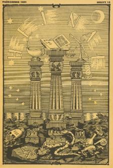 Hejnał nad Morzem Życia ze Szczytów Prawd Ducha i Praw Człowieka. Z. 10 (1930)
