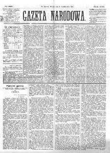 Gazeta Narodowa. R. 13 (1874), nr 226 (4 października)