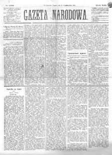 Gazeta Narodowa. R. 13 (1874), nr 230 (9 października)