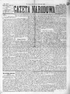 Gazeta Narodowa. R. 15 (1876), nr 241 (21 października)