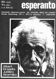Esperanto : revuo internacia : oficiala organo de Universala Esperanto Asocio. Jaro 72, n. 879 (1979)