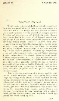 Krytyka : miesięcznik społeczny, naukowy i literack. R. 11, z. 4 (1909)