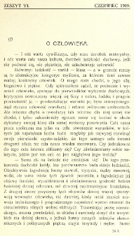 Krytyka : miesięcznik społeczny, naukowy i literack. R. 11, z. 6 (1909)