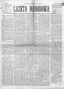 Gazeta Narodowa. R. 13 (1874), nr 280 (6 grudnia)