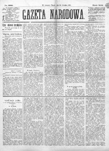 Gazeta Narodowa. R. 13 (1874), nr 289 (18 grudnia)