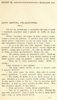 Krytyka : miesięcznik społeczny, naukowy i literacki. R. 12, Cz. 1, z. 9 (1910)