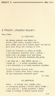 Krytyka : miesięcznik społeczny, naukowy i literacki. R. 12, Cz. 2 (maj 1910)