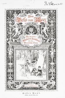 Vom Fels zum Meer. Bd. 1 (Oktober1882/März1883)