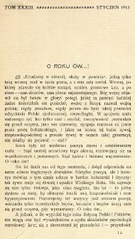 Krytyka : miesięcznik społeczny, naukowy i literacki. R. 14, z. 1 (1912)