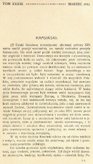 Krytyka : miesięcznik społeczny, naukowy i literacki. R. 14, z. 3 (1912)