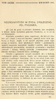 Krytyka : miesięcznik społeczny, naukowy i literacki. R. 14, z. 4 (1912)