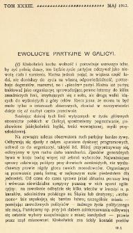 Krytyka : miesięcznik społeczny, naukowy i literacki. R. 14,z. 5 (1912)