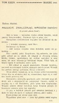 Krytyka : miesięcznik społeczny, naukowy i literacki. R. 14, Cz. 2 (marzec 1912)