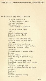 Krytyka : miesięcznik społeczny, naukowy i literacki. R. 14, Cz. 2 (kwiecień 1912)