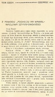 Krytyka : miesięcznik społeczny, naukowy i literacki. R. 14, Cz. 2 (czerwiec 1912)