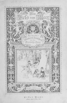 Vom Fels zum Meer. Bd. 1 (Oktober1884/März1885)