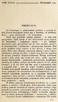 Krytyka : miesięcznik społeczny, naukowy i literacki. R. 15, Cz. 1 (wrzesień 1913)