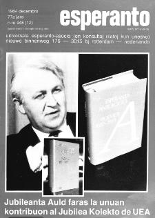 Esperanto : revuo internacia : oficiala organo de Universala Esperanto Asocio. Jaro 77, n. 948 (1984)