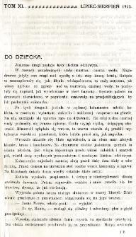 Krytyka : miesięcznik społeczny, naukowy i literacki. R. 15, Cz. 2 (lipiec/sierpień 1913)
