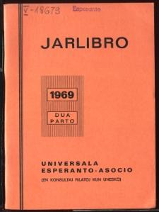 Oficiala Jarlibro / Universala Esperanto Asocio. 1969 (Dua Parto)