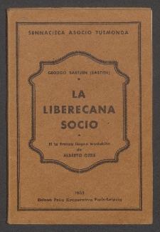 La Liberecana Socio.