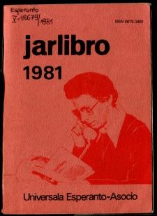 Oficiala Jarlibro / Universala Esperanto Asocio. 1981