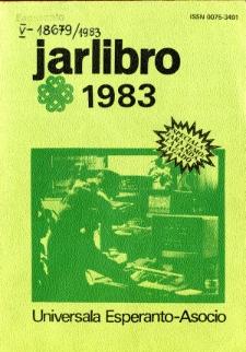 Oficiala Jarlibro / Universala Esperanto Asocio. 1983