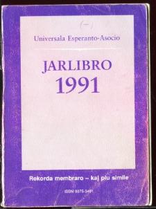 Oficiala Jarlibro / Universala Esperanto Asocio. 1991