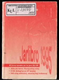 Oficiala Jarlibro / Universala Esperanto Asocio. 1995