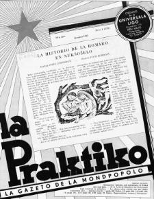 La Praktiko : la gazeto, kiu instruas kaj amuzas. Jaro 25a, nr 1=279 (1961)