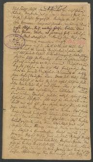 Dziennik Georga Wilhelma von Raumer