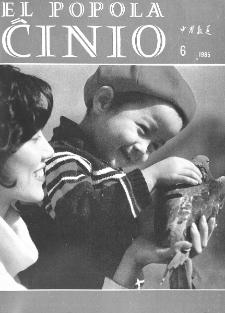 El Popola Ĉinio. n. 6 (1985)
