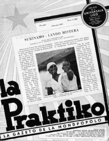La Praktiko : la gazeto, kiu instruas kaj amuzas. Jaro 25a, nr 2=280 (1961)