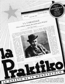 La Praktiko : la gazeto, kiu instruas kaj amuzas. Jaro 26a, nr 6/7=296/297 (1962)