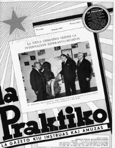 La Praktiko : la gazeto, kiu instruas kaj amuzas. Jaro 31a, nr 1=351 (1967)