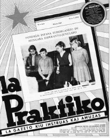 La Praktiko : la gazeto, kiu instruas kaj amuzas. Jaro 31a, nr 3=353 (1967)