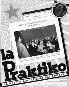 La Praktiko : la gazeto, kiu instruas kaj amuzas. Jaro 31a, nr 11=361 (1967)