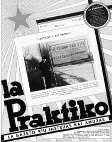 La Praktiko : la gazeto, kiu instruas kaj amuzas. Jaro 32a, nr 3=365 (1968)