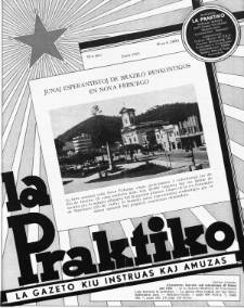 La Praktiko : la gazeto, kiu instruas kaj amuzas. Jaro 32a, nr 6=368 (1968)