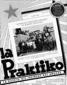 La Praktiko : la gazeto, kiu instruas kaj amuzas. Jaro 32a, nr 11=373 (1968)