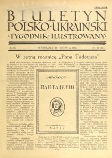 Biuletyn Polsko-Ukraiński. T. 3, R. 3, nr 26=61 (30 Czerwca 1934)