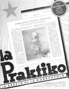 La Praktiko : la gazeto, kiu instruas kaj amuzas. Jaro 23a, nr 6=260 (1959)