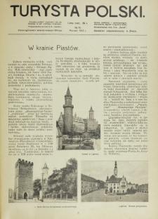 Turysta Polski. Nr 15 (Marzec 1913)