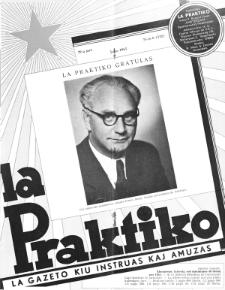 La Praktiko : la gazeto, kiu instruas kaj amuzas.Jaro 29a, nr 6=332 (1965)