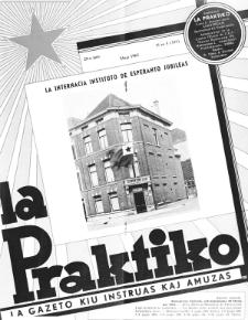 La Praktiko : la gazeto, kiu instruas kaj amuzas.Jaro 29a, nr 5=331 (1965)