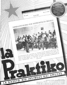 La Praktiko : la gazeto, kiu instruas kaj amuzas. Jaro 30a, nr 4=342 (1966)